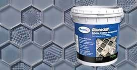 Dimensions Glass Grout
